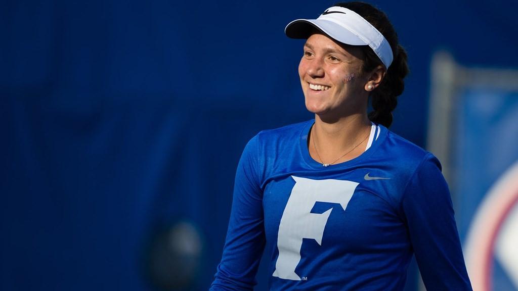 Анна Данилина выиграла турнир ITF в парном разряде