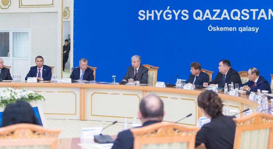 «В недалеком будущем казахстанцы станут трудолюбивой нацией» – Токаев