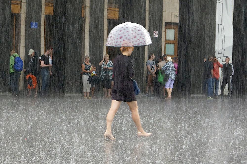 Погода в понедельник сохранит неустойчивый характер