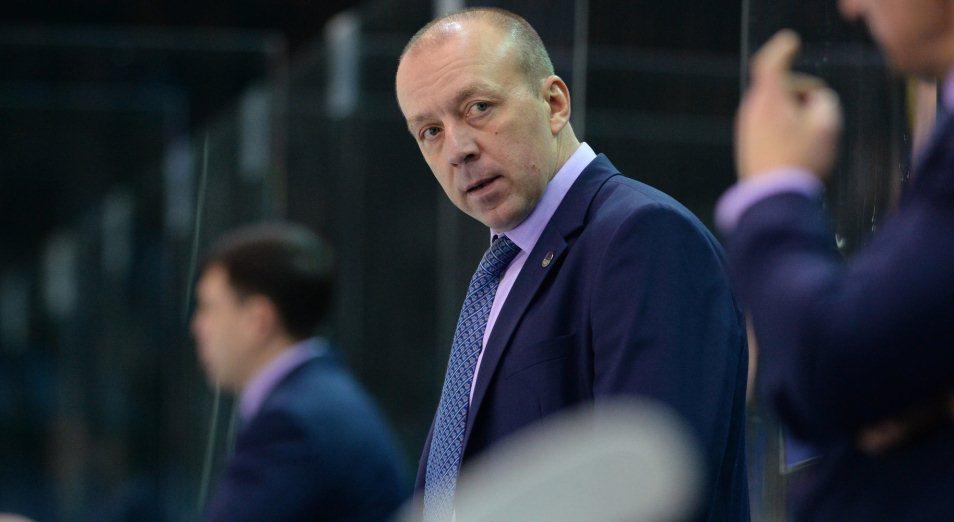 Андрей Скабелка: «Плей-офф начнем без Даллмэна, но с Фрэттином»