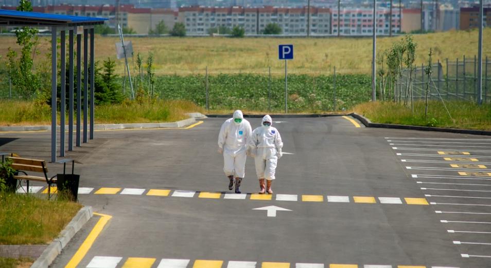 Коронавирус в Казахстане: главное на 23 июля