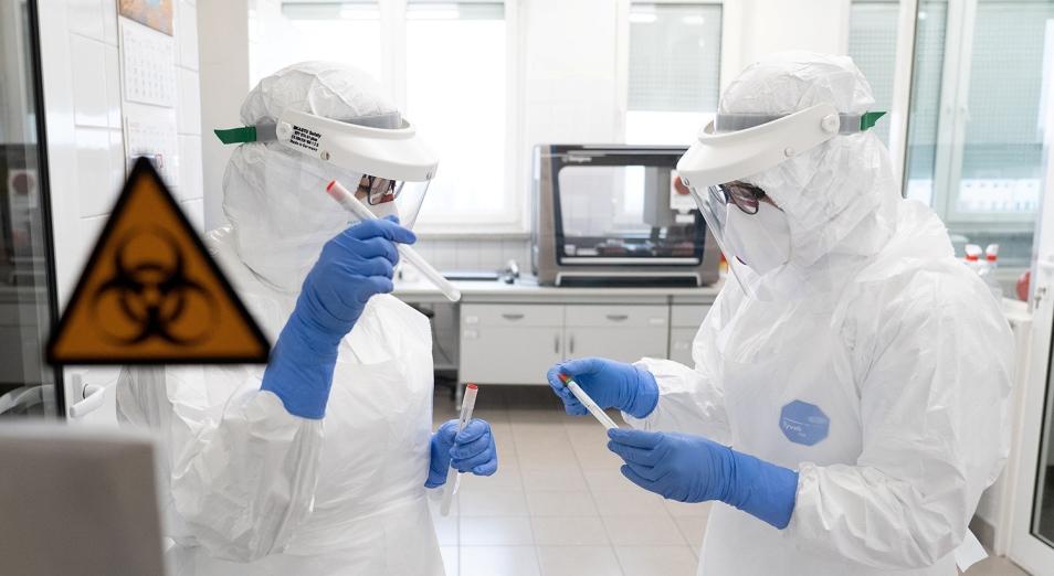 Испытание коронавирусом