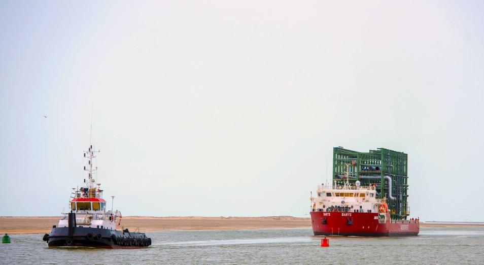 Бюджет проекта будущего расширения Тенгиза может вырасти до 45 млрд долларов