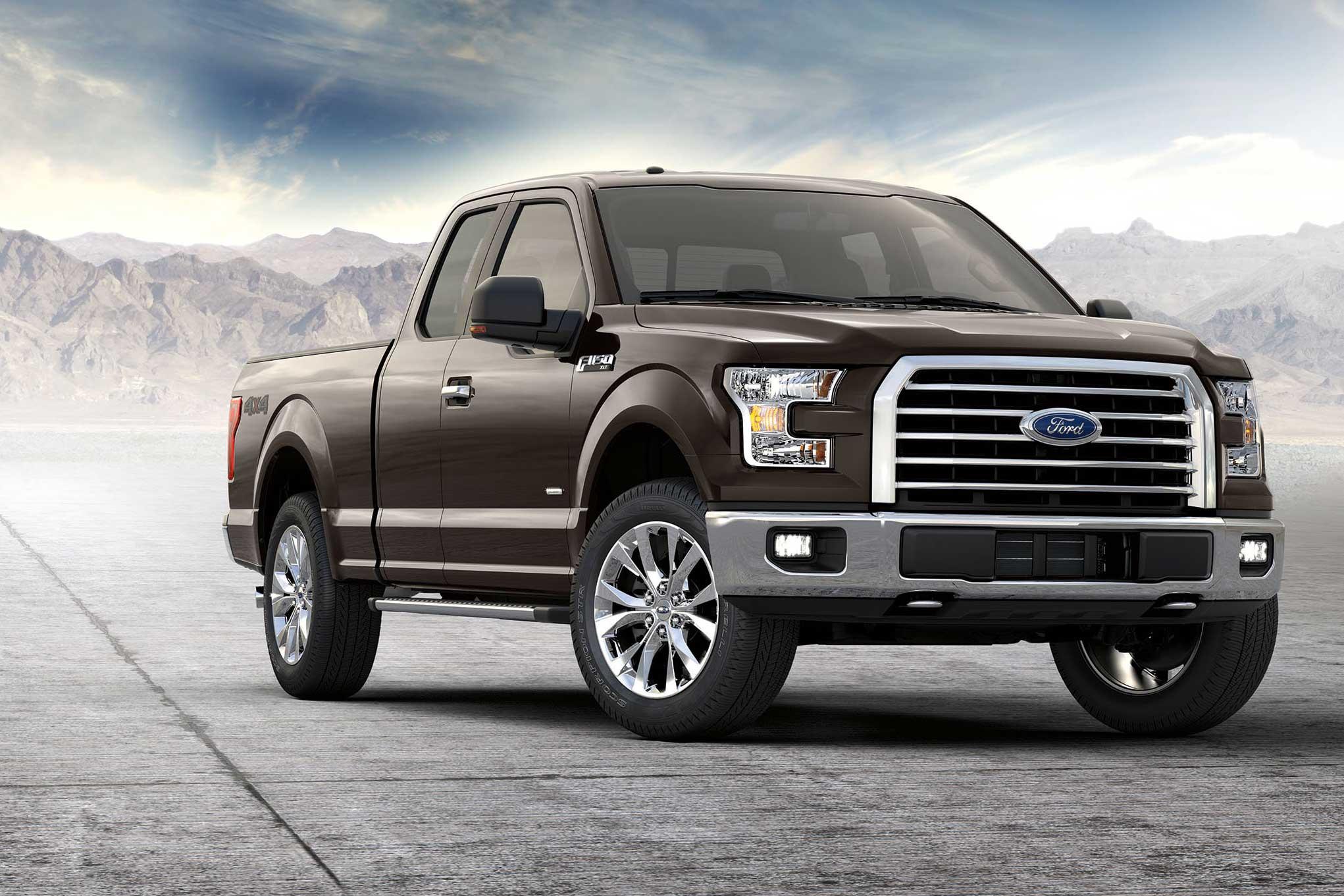 Ford отзывает около 2 млн пикапов F-150