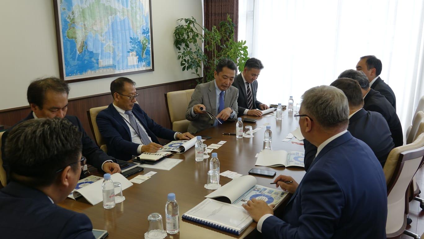 Японские инвесторы заинтересованы в инвестициях в Казахстан