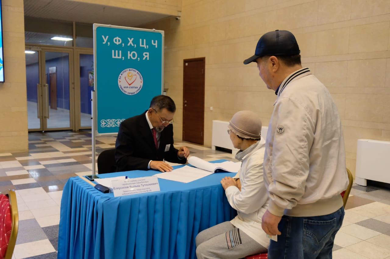 В ходе президентских выборов в Казахстане выявлено 19 нарушений