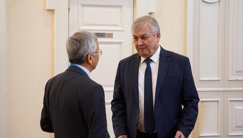 Александр Лаврентьев прокомментировал слухи относительно применения химического оружия