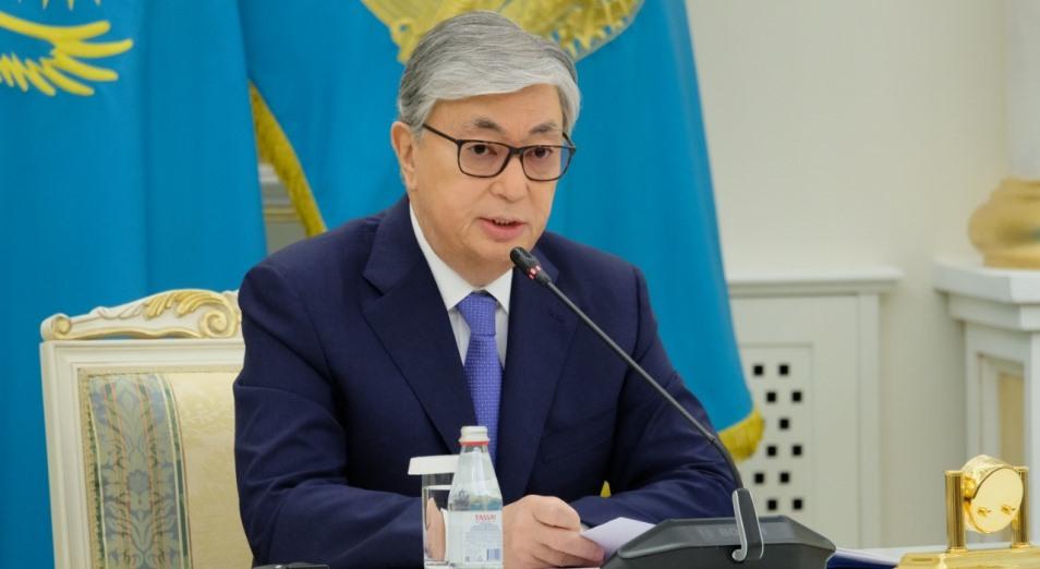 Касым-Жомарт Токаев – о псевдодипломах, врачах и ротации кадров