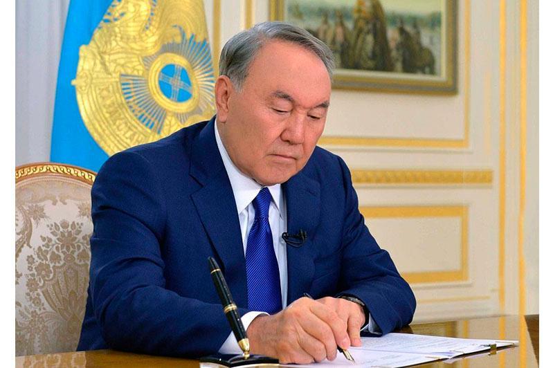 Нурсултан Назарбаев произвел кадровые назначения в Совбезе Казахстана