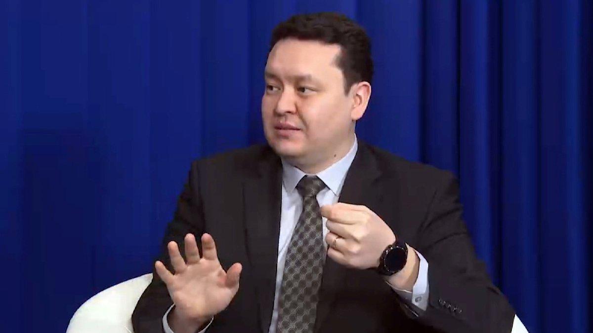 Вице-министр здравоохранения Абишев подозревается в хищении 127 млн тенге