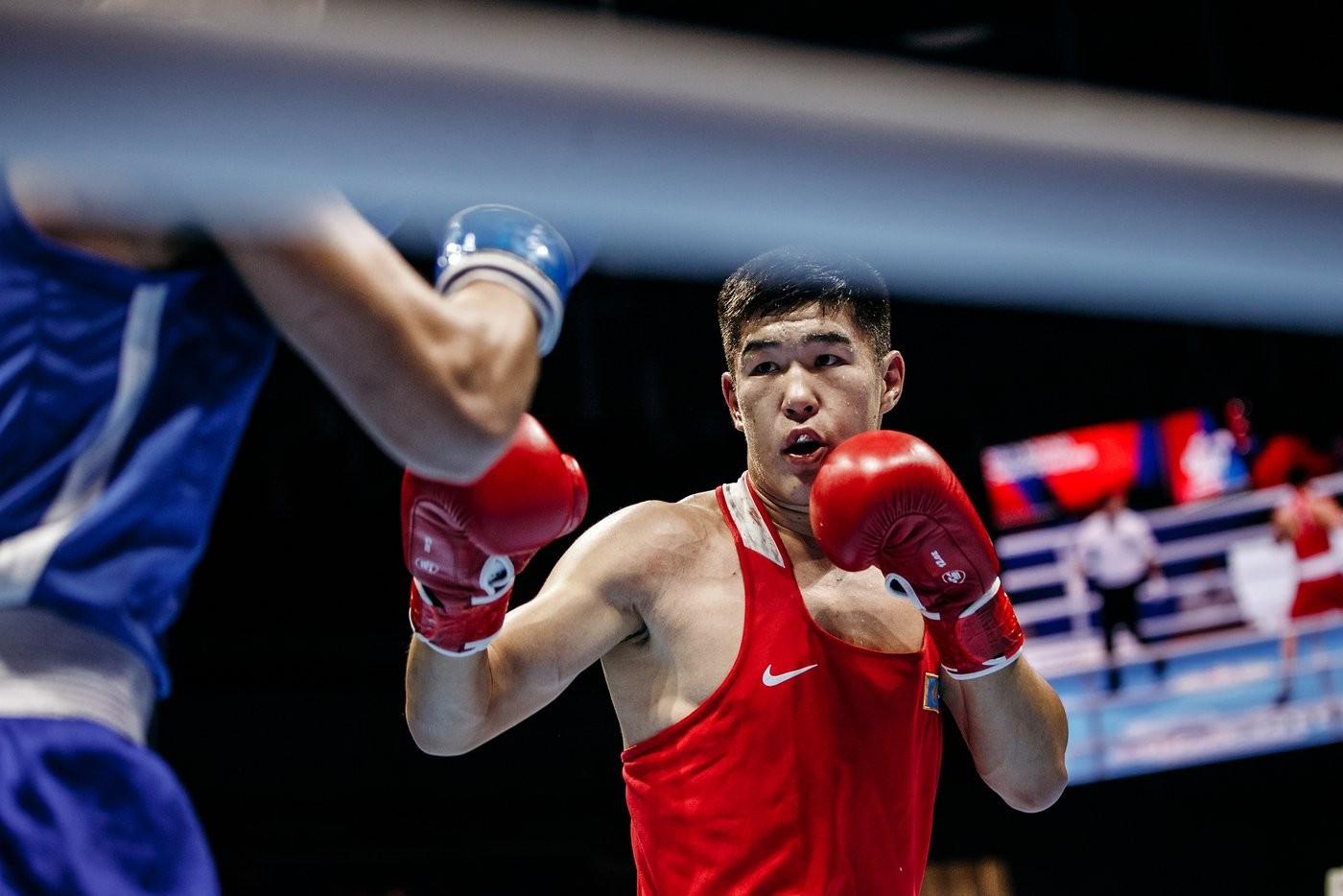 Казахстан завоевал шесть медалей и занял третье место на чемпионате мира по боксу