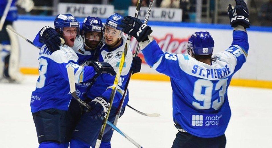 Регулярка КХЛ: «Барыс» вернул второе место на «Востоке»