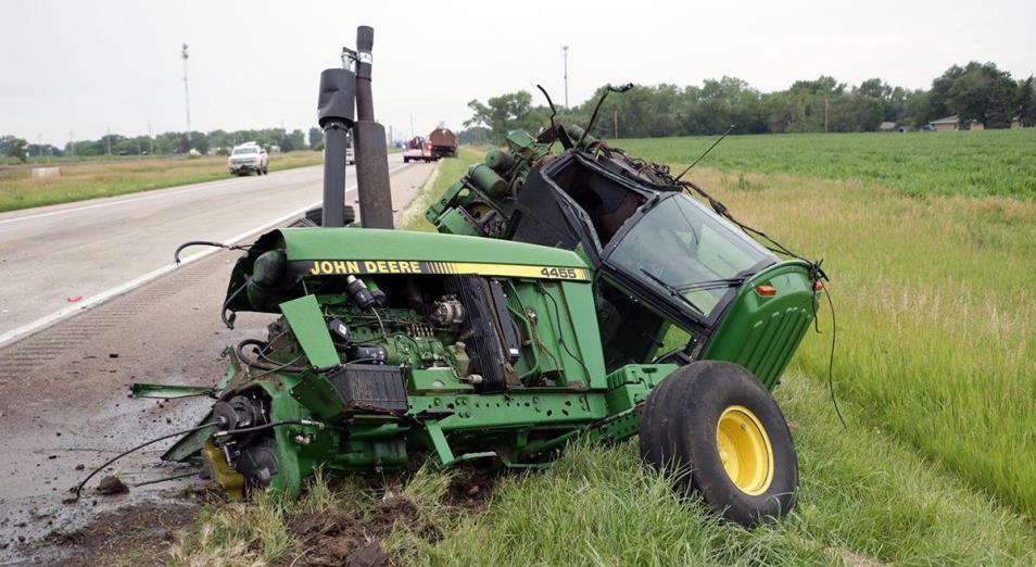 Аграрии выступили за отмену утильсбора на сельхозтехнику