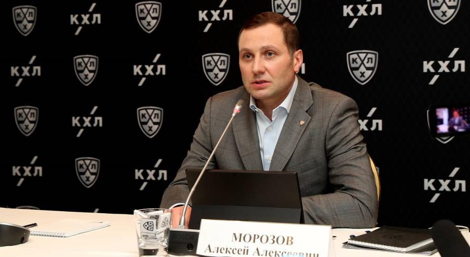 Президент КХЛ: «Барыс» и «Йокерит» могут вернуться»