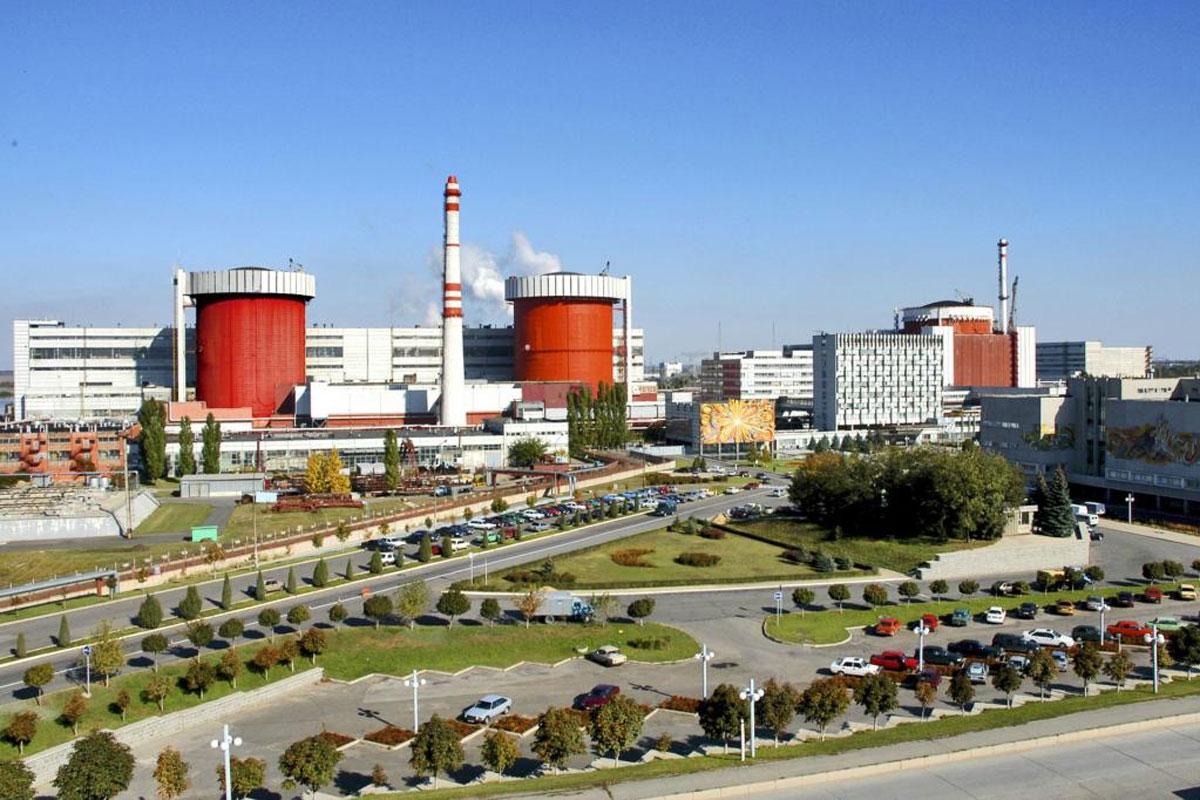 На Южно-Украинской АЭС экстренно отключен третий энергоблок