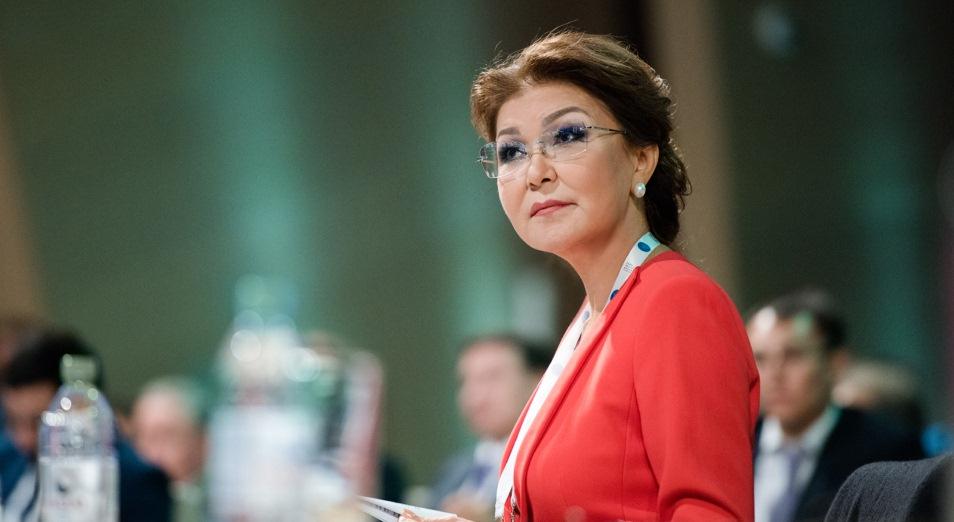 Дарига Назарбаева обеспокоена засильем фальшивых новостей