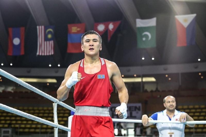 Турсынбай Кулахмет стартовал с победы на ЧМ-2019 по боксу