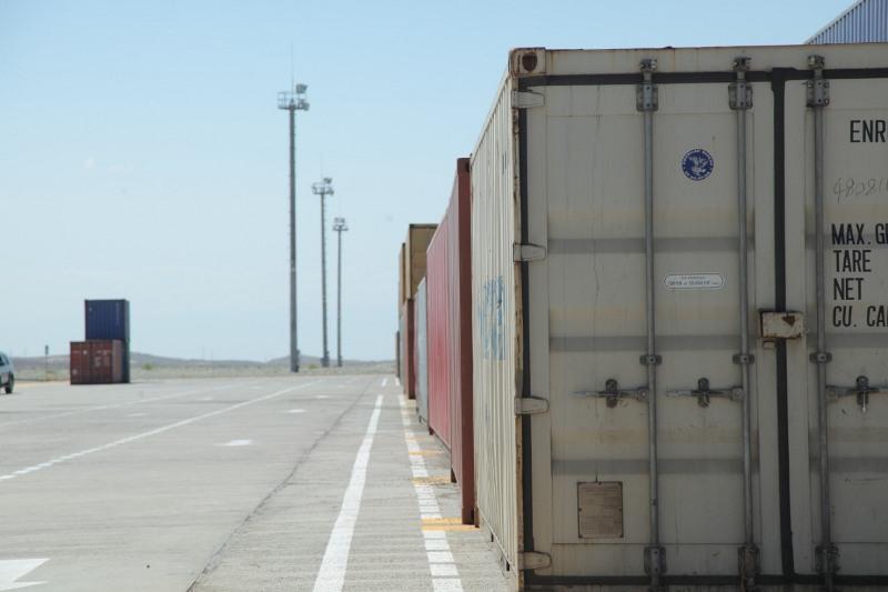 Cклады для хранения скоропортящихся продуктов появились в сухом порту «Хоргос»