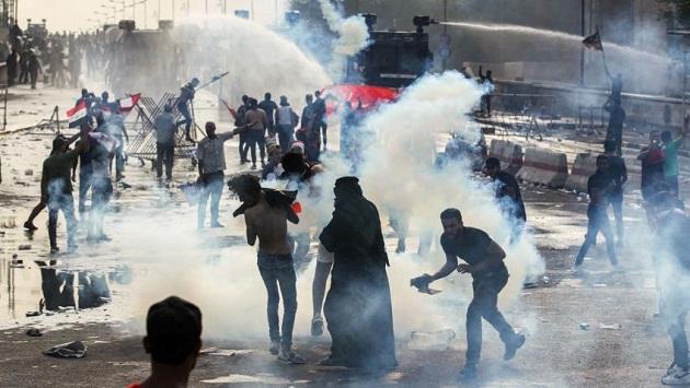 Беспорядки в Ираке: число жертв превысило 100 человек