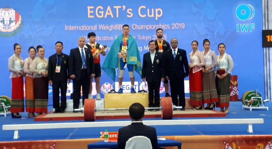 Тренер тяжелоатлетов РК о медалях в Таиланде: «Мы только набираем форму»