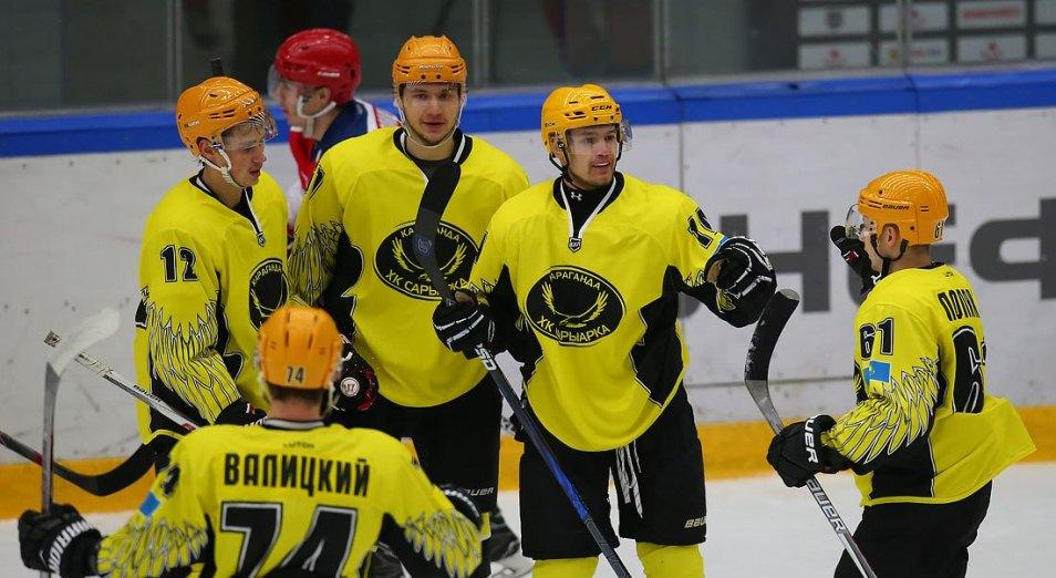 Плэй-офф ВХЛ: «Сарыарка» завершила сезон