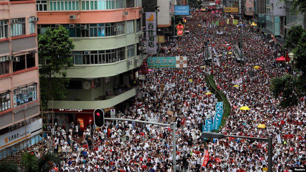 Эксперт: демонстрантам в Гонконге не хватит терпения на долгосрочные акции