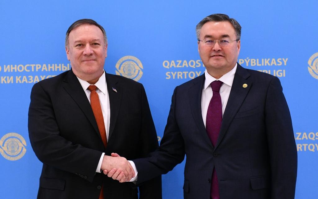 США приветствуют реформы президента Токаева, направленные на укрепление демократии и экономического развития – Помпео