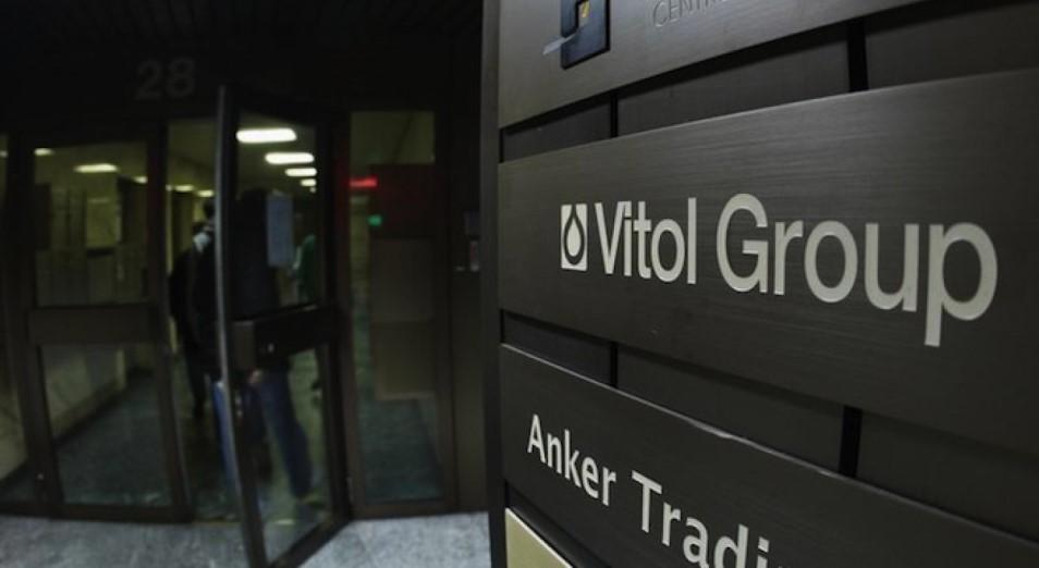 Доля Vitol в экспорте нефти из Казахстана менее 10%
