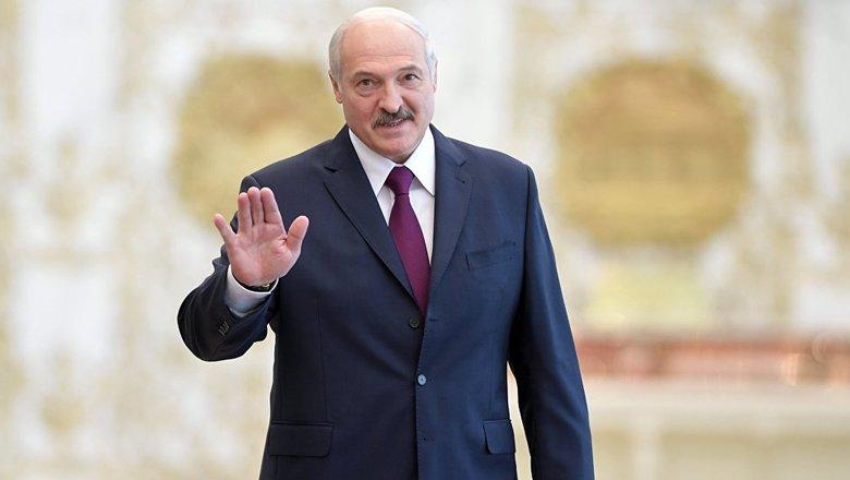 Лукашенко подал документы для участия в выборах президента Белоруссии