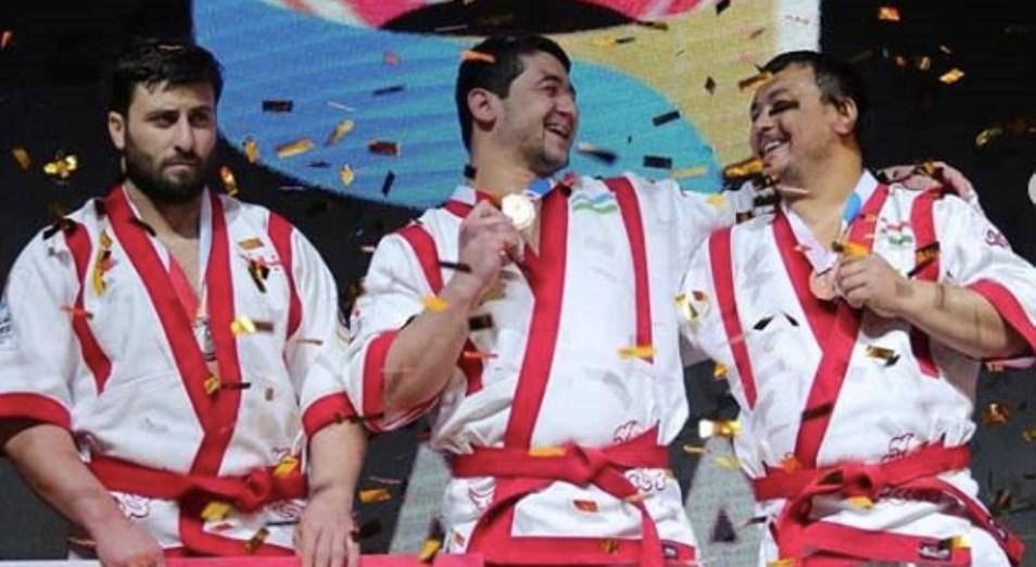 ЧМ по qazaq kuresi: казахстанцы завоевывают еще три медали