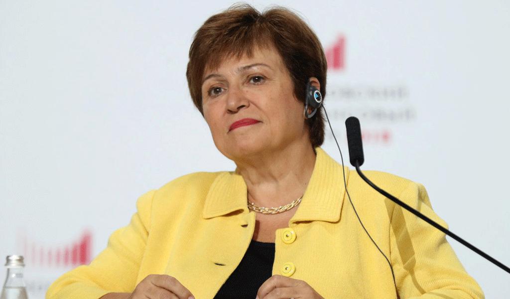 Кандидатом от Европы на пост главы МВФ выдвинута Кристалина Георгиева
