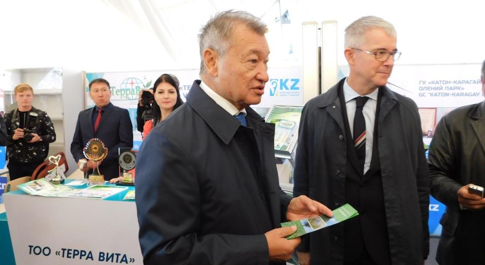 Даниал Ахметов пересчитал инвесторов
