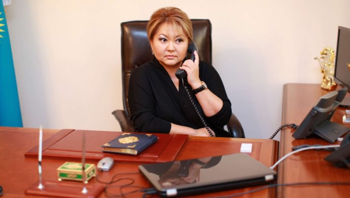 Эльмира Суханбердиева вновь заняла пост вице-министра образования РК
