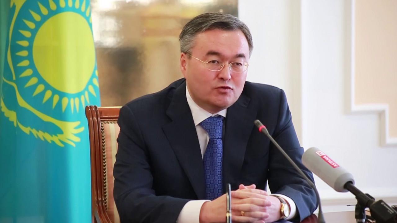 Американские санкции не затронут Казахстан – глава МИД Казахстана
