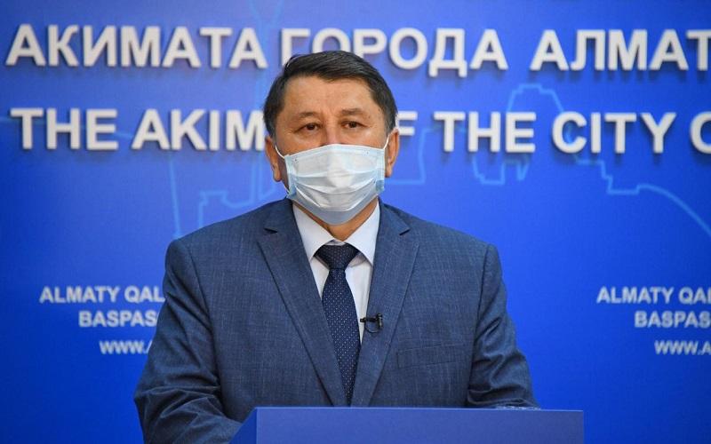 """В Алматы у 49 человек подтвердили диагноз """"коронавирус"""""""