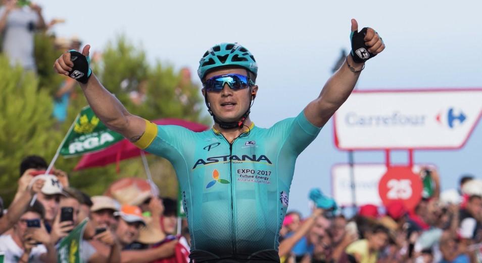 «Астана» выставит на 6 этап виртуального Джиро тяжелую артиллерию
