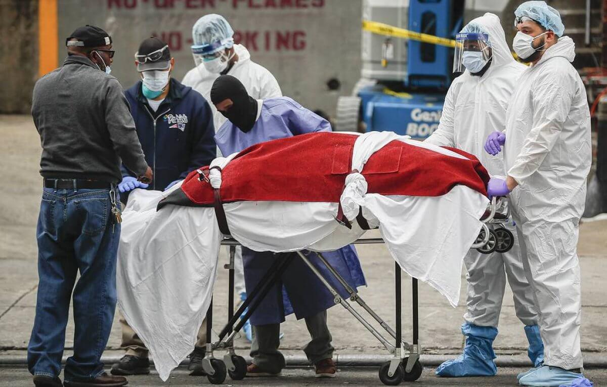 Число инфицированных СOVID-19 в мире превысило 18,2 млн человек