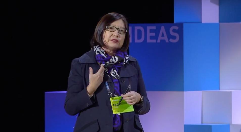 Аида Досаева: «Наша информационная машина работает примитивно»