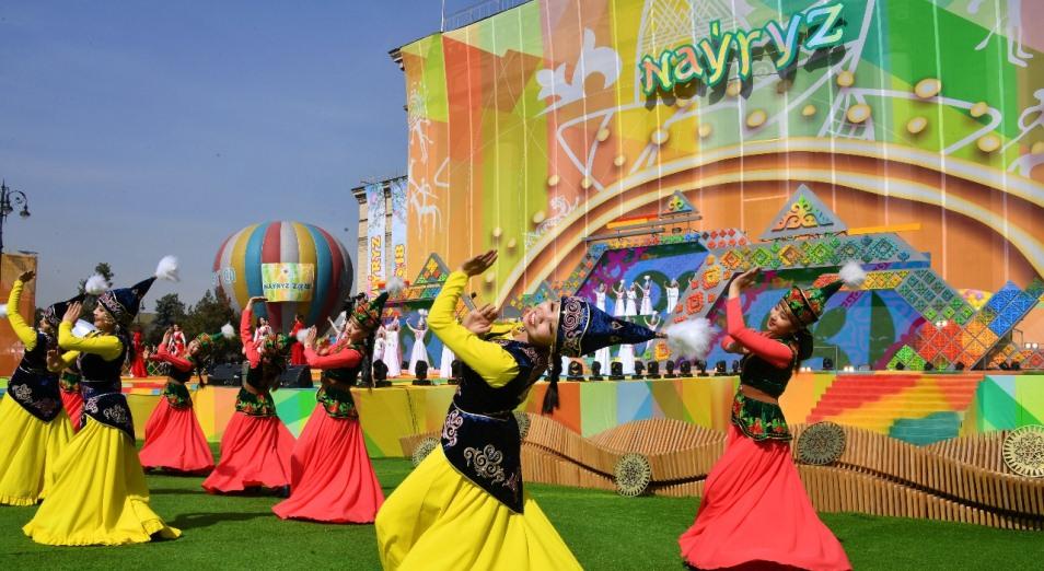 Алматы празднует Наурыз