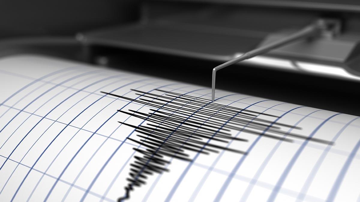 Землетрясение магнитудой 4,1 произошло в Алматинской области