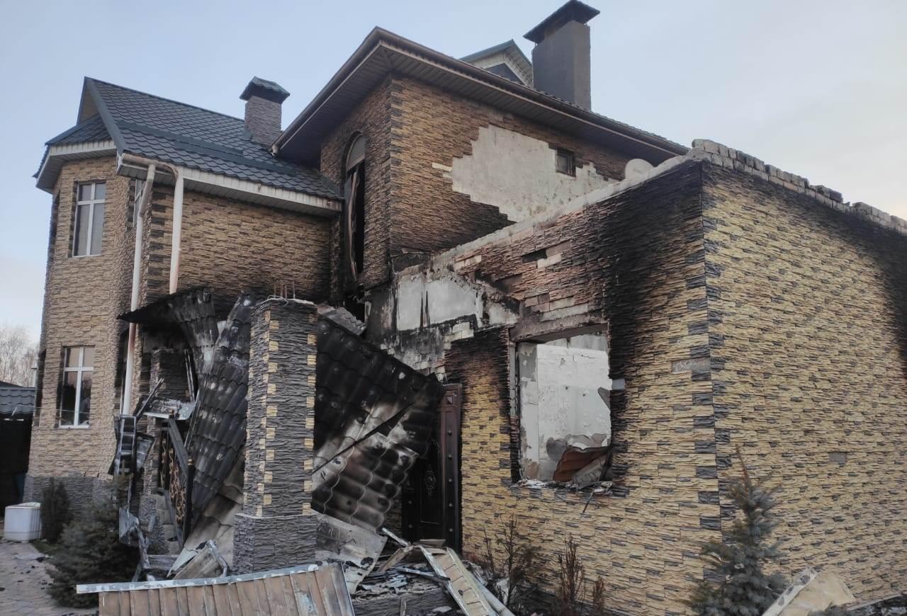 В ближайшие дни станет известна сумма ущерба в Кордае – Смаилов