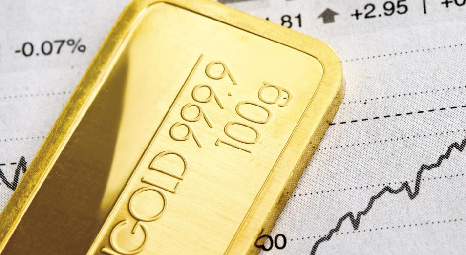 Золото пробило планку в $1800 за унцию