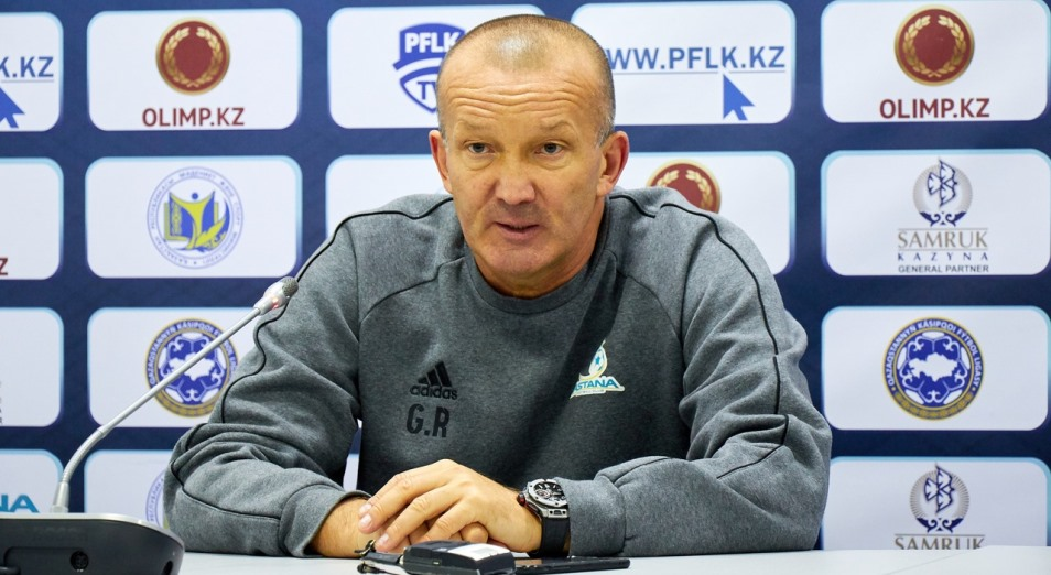 Григорчук: «Мы недоукомплектованы для борьбы на два фронта»