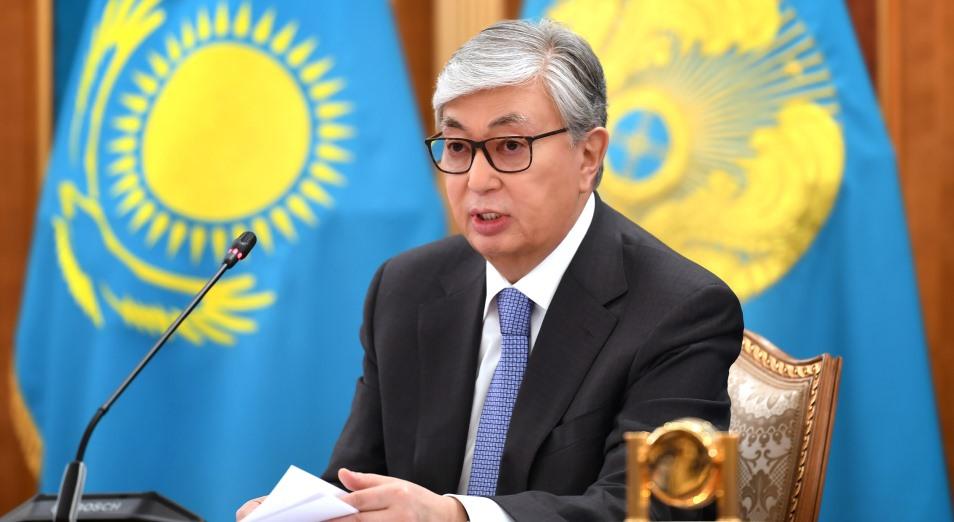 Касым-Жомарт Токаев – о сотрудничестве с Россией, «китайской экспансии» и двоевластии