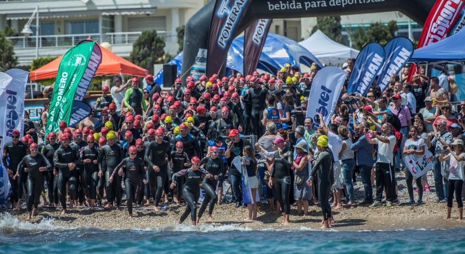 В июне в Балхаше пройдет Oceanman