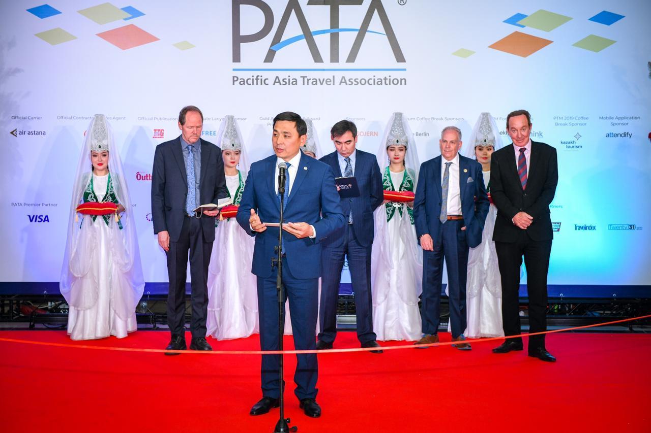 В Нур-Султане прошла Международная туристсткая выставка Азиатско-Тихоокеанского региона – PATA Travel Mart 2019