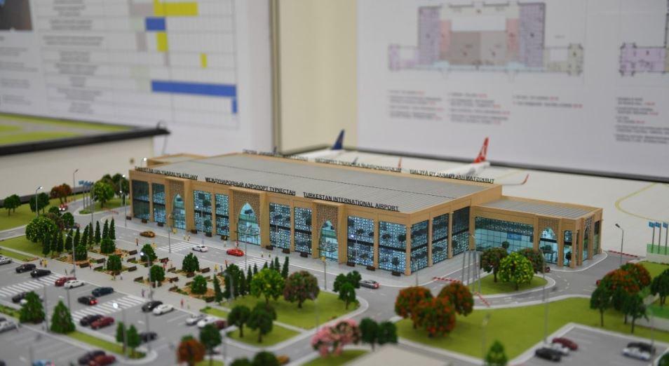 Аэропорт в Туркестане требует изменения лимитов гособязательств по проектам ГЧП