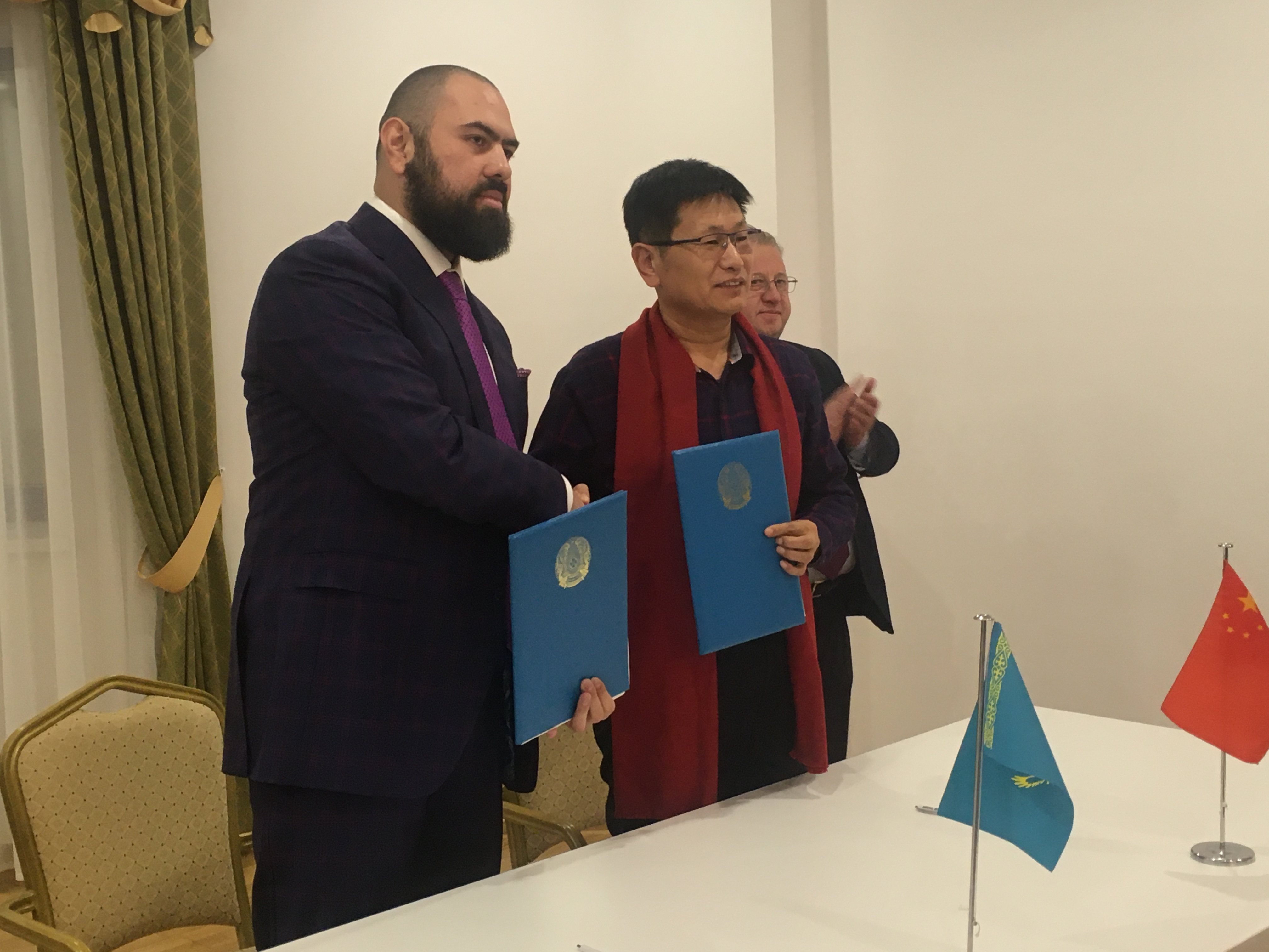 Китайские трактора будут собирать в Павлодаре