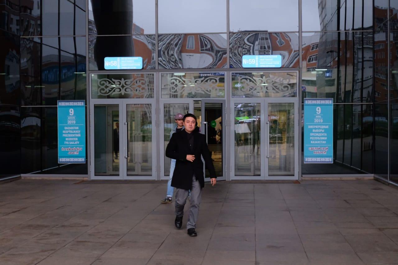 В Казахстане завершилось голосование на выборах Президента