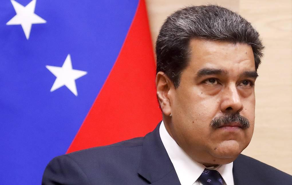 Мадуро рассказал о заговоре против него во главе с экс-президентом Колумбии